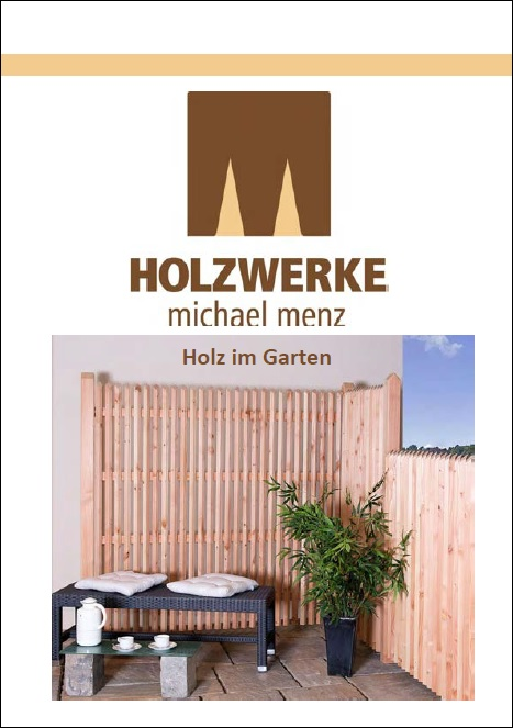 Menz holz katalog  Downloads
